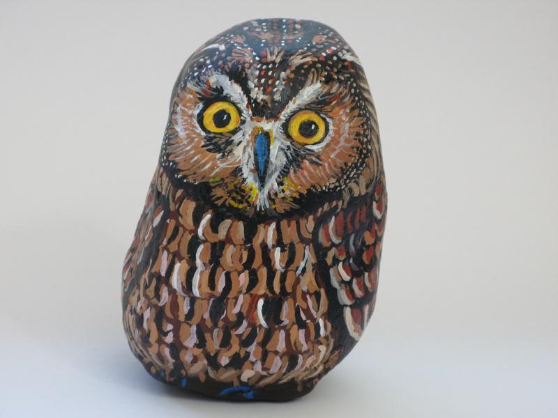 Owl  --  Buho