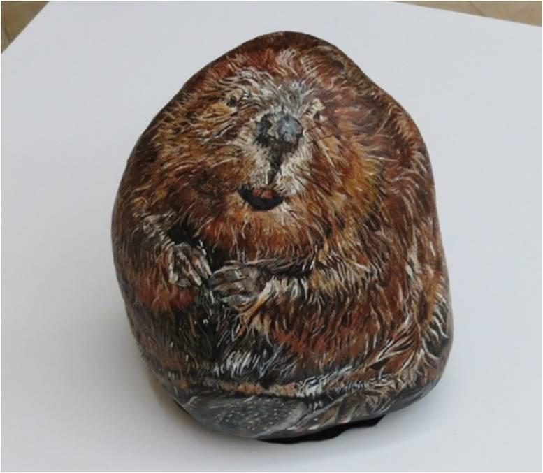 Mr. Beaver  -   Señor Castor
